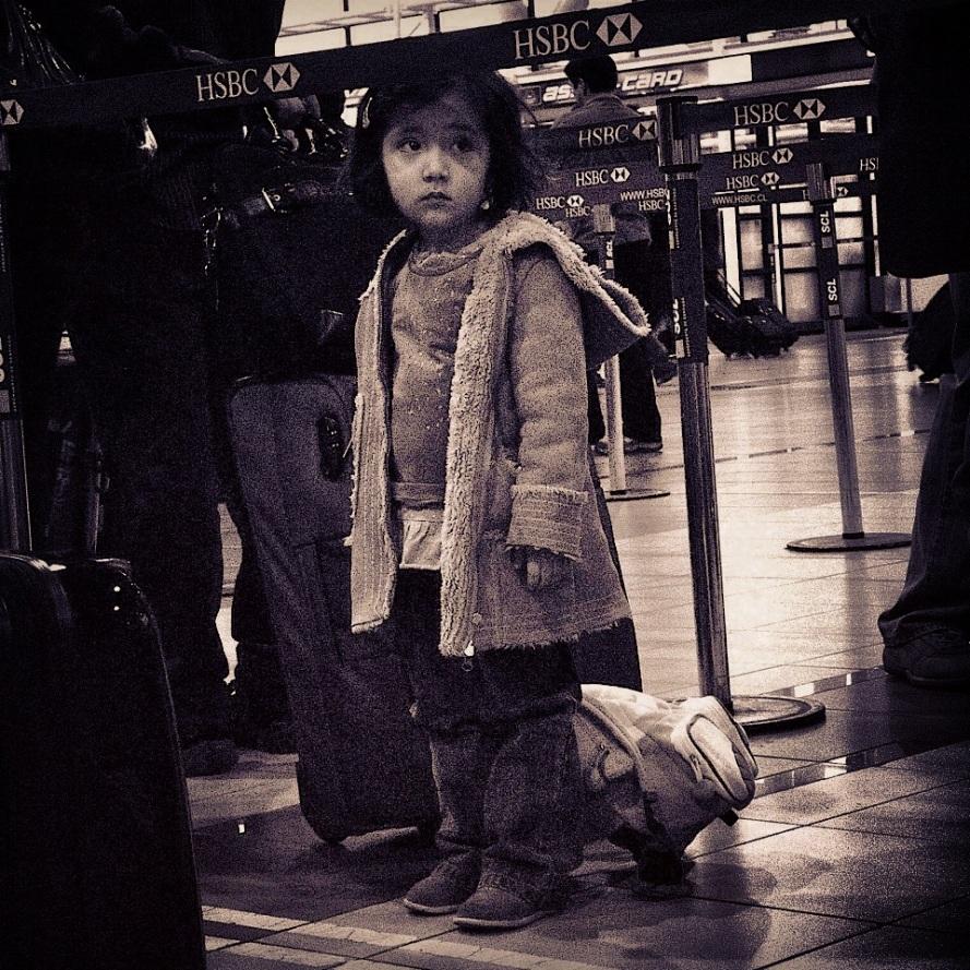 Traveling angel