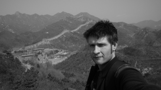 Great Wall Monk